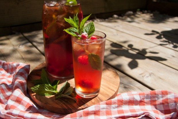 pimms gin cranberry cocktail