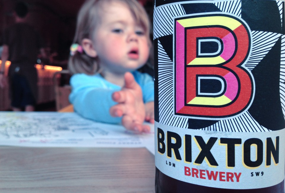 A PERFECT DAY: IN BRIXTON WITH A BABY