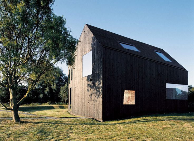 Architecture focus houses that look like homes for Architects norfolk