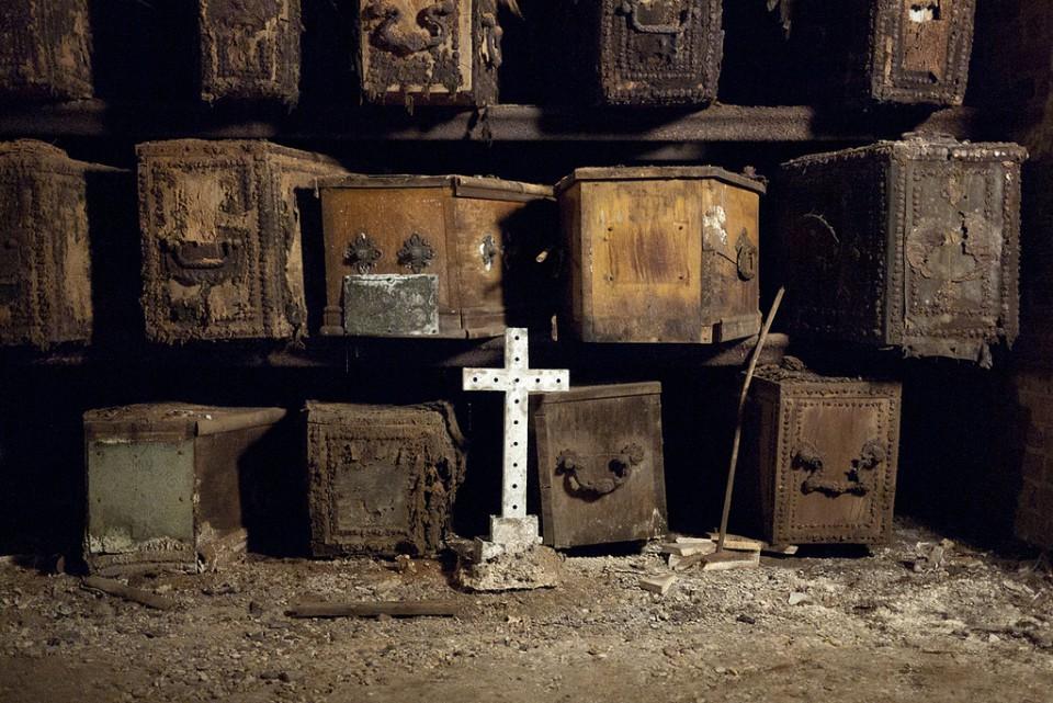 West Norwood Catacombs - London