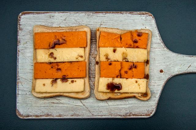 cheese toasties