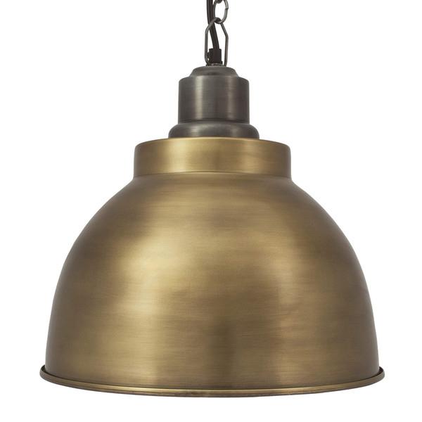 Brooklyn-Vintage-Metal-Dome-Lamp-Shade-Brass-13inch-3_grande