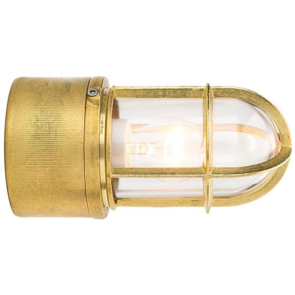 DYKE_AND_DEAN_CHROME_BULK_HEAD_WALL_LAMP_BRASS_grande