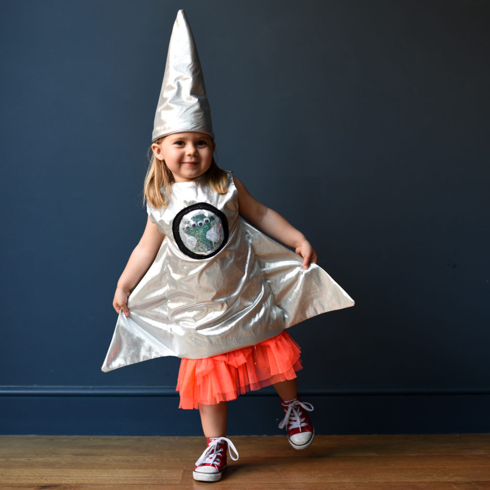 space rocket costume - photo #23