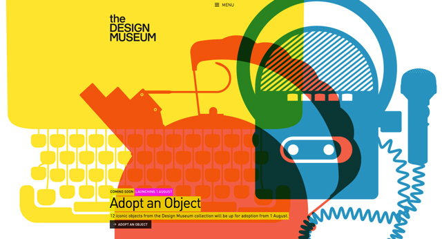 Design Museum – Adopt an object