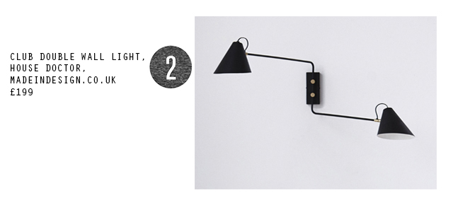 house doctor wall lamp
