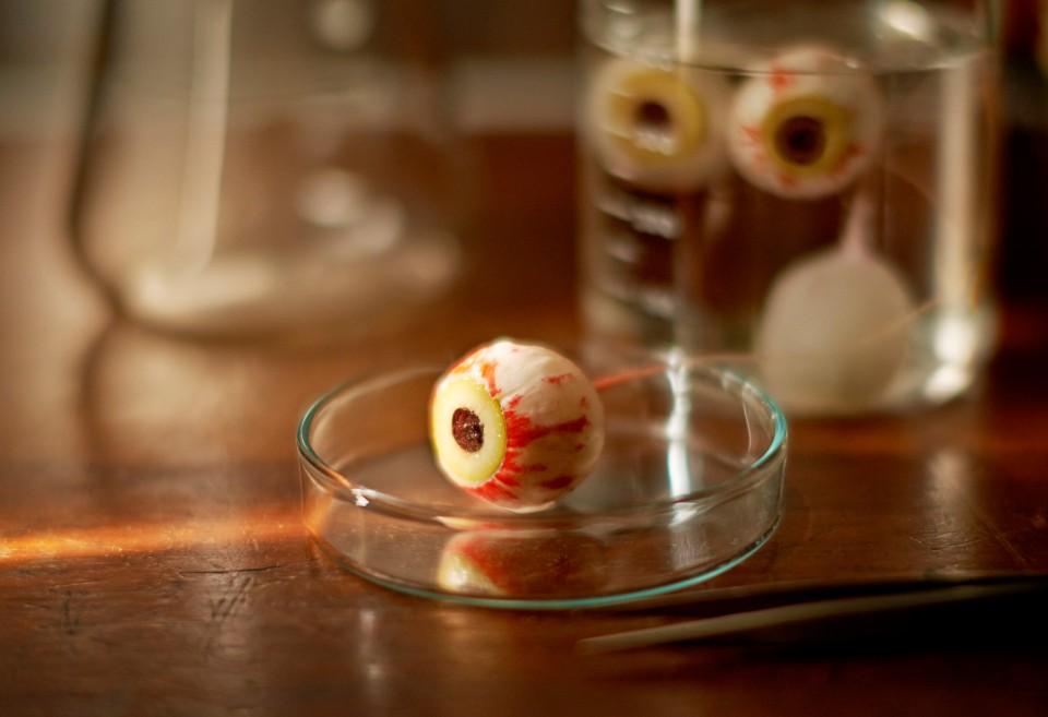 Happy Hour – Oculus Martini eyeball