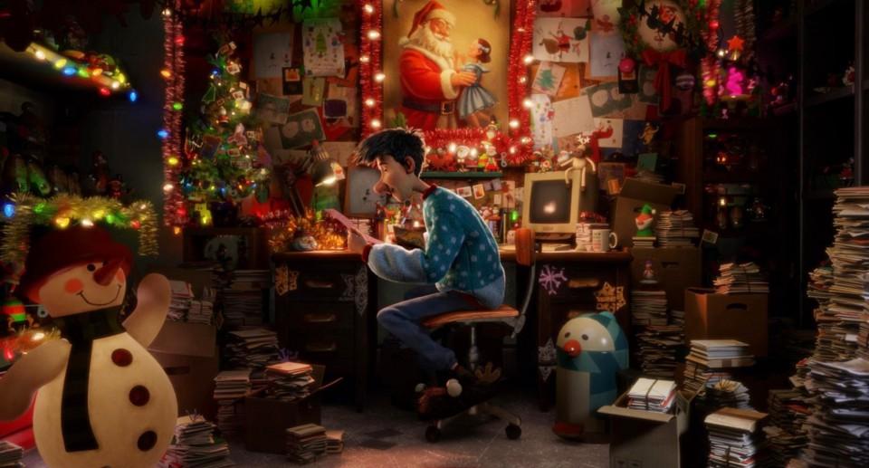 Christmas Movie Jukebox – Arthur Christmas