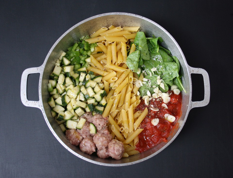 ONE POT PASTA HAS CHANGED MY LIFE!