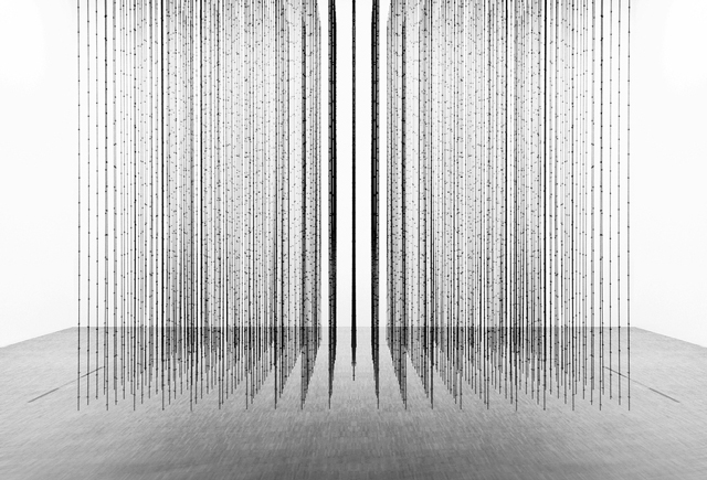 Mona Hatoum - 'impenetrable', 2009