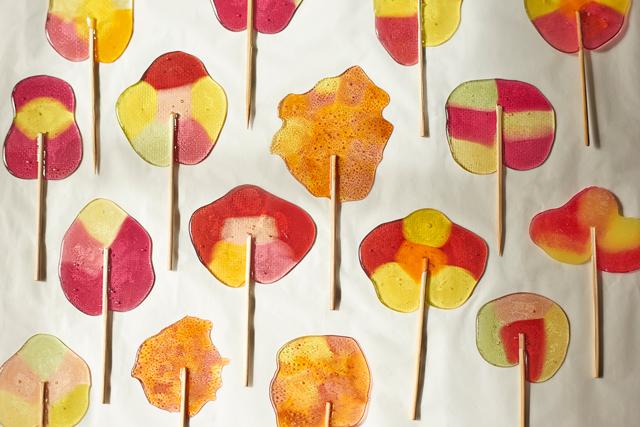 DIY lollypops