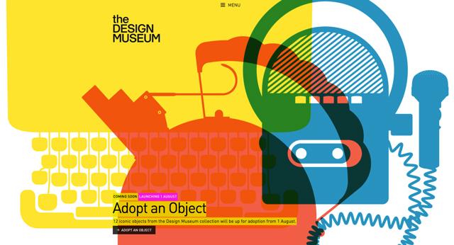 Design Museum – Adopt an object